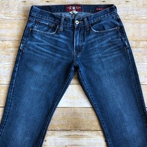Lucky Brand 221 Original Straight Jeans Sz 30 x 32